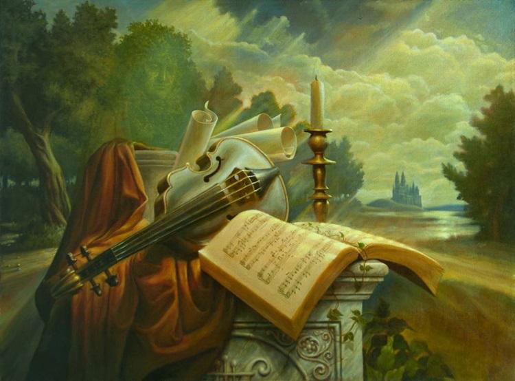Denis stelmakh — still waters классическая музыка.